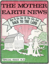 Mother Earth News 1970