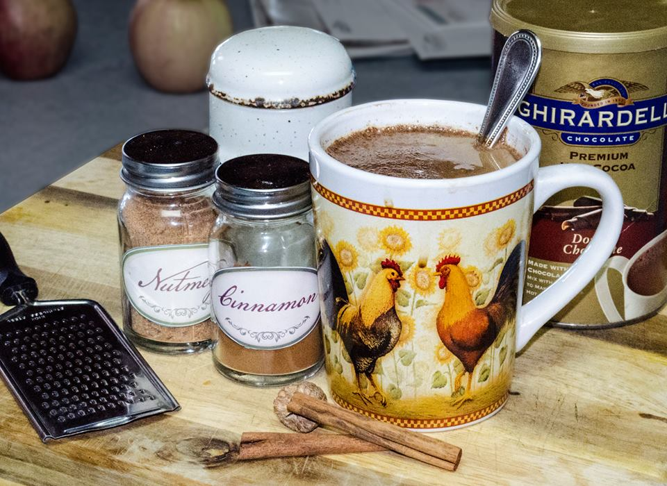 Cove Cuisine - Hot Chocolate